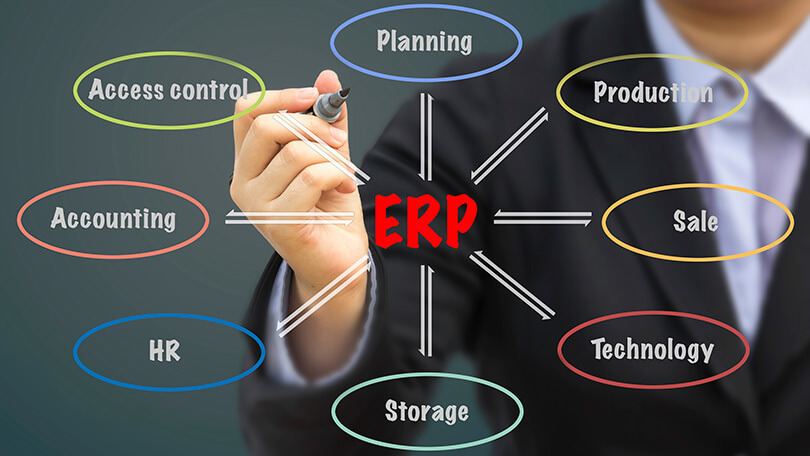 ERP Software Provider, The Right One for Your Business Needs